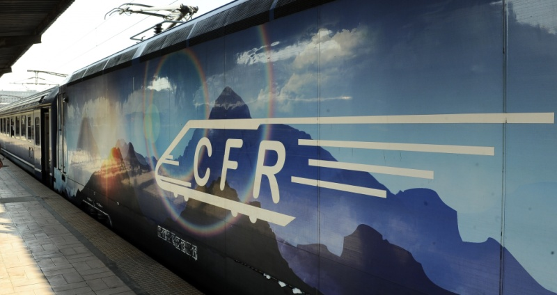 """SNTFC """"CFR Călători"""" SA, prezenta la Forumul pentru Transportul Feroviar de Calatori"""