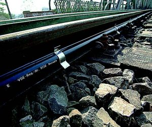 DuoTrack – The all-in-one system solution for the trunk cabling of regional railway lines