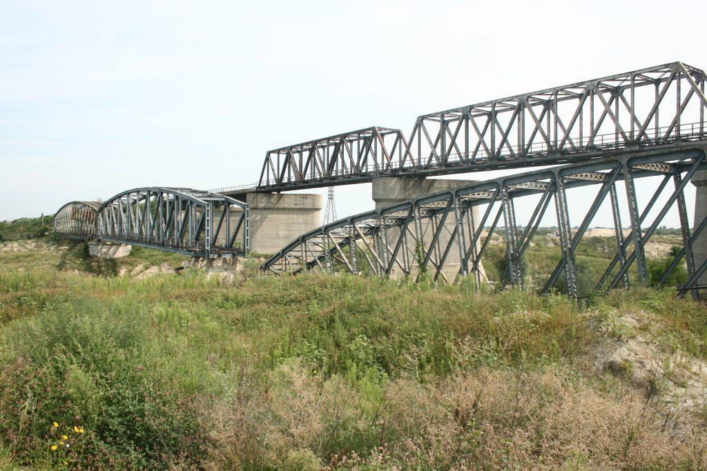 BREAKING CFR SA a reluat licitația pentru podul de la Grădiștea, de peste 100 milioane de euro