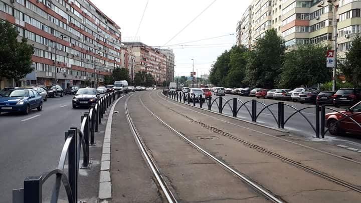 """Ludovic Orban vrea să dea jos gardurile care separă liniile de tramvai. """"O bătaie de joc pentru Capitală"""""""