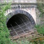 VIDEO Tunelul lui Anghel Saligny din Constanța se degradează pe zi ce trece