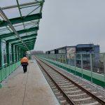 EXCLUSIV Când va fi gata gara lui Ion Țiriac de la Otopeni și când vor opri primele trenuri