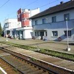 Lucrări în stația Cluj-Napoca Est, pentru ridicarea limitării de viteză. Se va înlocui un aparat de cale