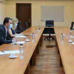 Ministrul Cătălin Drulă promite cale ferată pentru Ford, la standarde europene