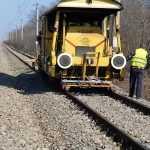 Regionala Iași lansează lucrări pe calea ferată Ploiești-Vicșani, pentru repararea șinelor